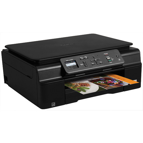 Brother DCP J152w Wireless Color All In One Inkjet DCP