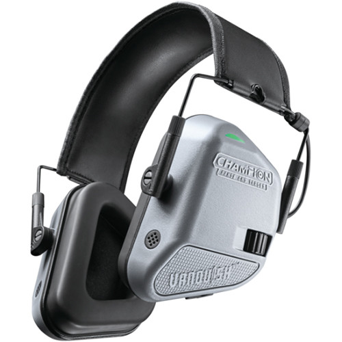 Bushnell Vanquish Electronic Hearing Protection Ear Muffs 40978