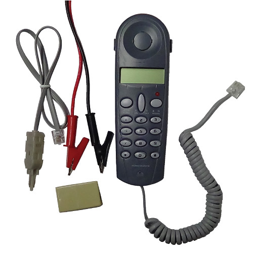 Byte Brothers Bsx200 Basic Butt Set Phone Line Tester
