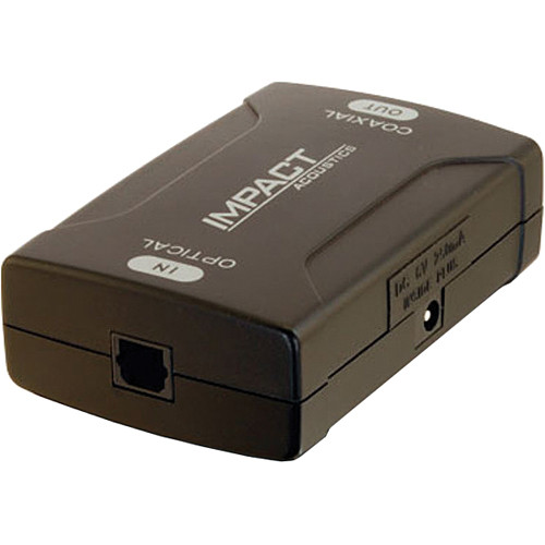 Digital Audio Video Photography: C2G Optical To S/PDIF Coaxial Digital Audio Converter