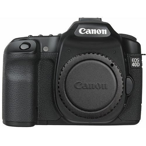 Canon eos 40d slr digital camera camera body