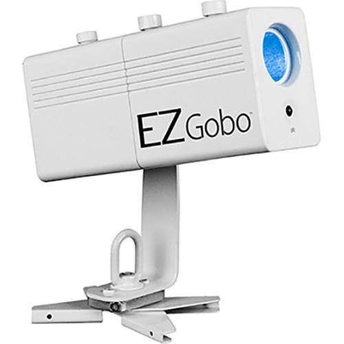 chauvet dj ez gobo battery powered led gobo projector ezgobo b h. Black Bedroom Furniture Sets. Home Design Ideas