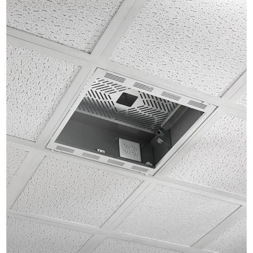Chief Plenum Rated Ceiling Enclosure Storage Box Cms492 B Amp H
