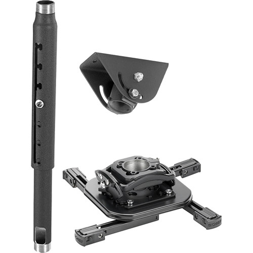 Chief Projector Ceiling Mount Kit With Universal Kitma0203 B Amp H