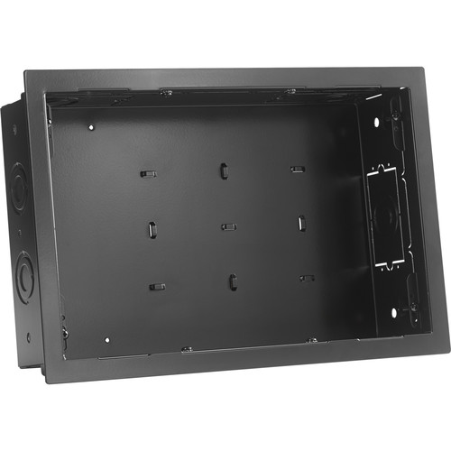 Chief Pac525fc In Wall Storage Box With Flange And