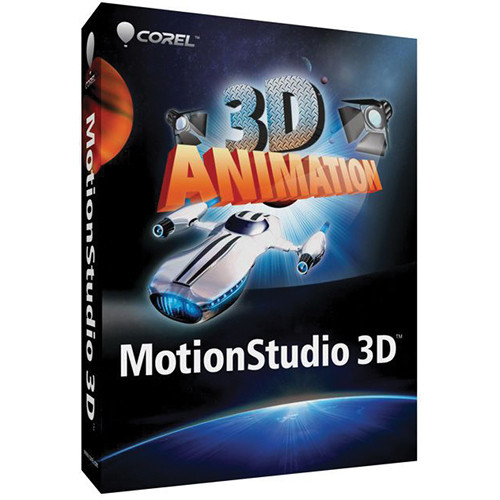 Corel MotionStudio 3D Animation And Effects Software