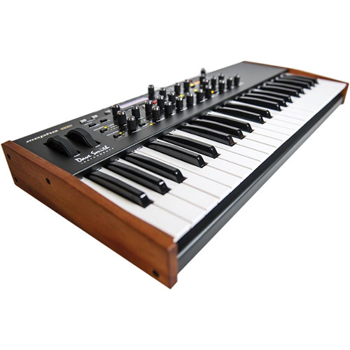 dave smith instruments mopho se monophonic analog dsi 2202 b h. Black Bedroom Furniture Sets. Home Design Ideas