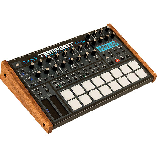 dave smith instruments tempest drum machine dsi 3000 b h photo. Black Bedroom Furniture Sets. Home Design Ideas
