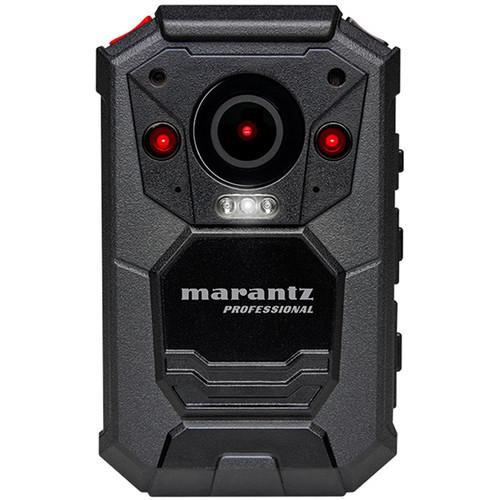Marantz PMD-901V Night Vision Body Camera with GPS PMD-901V B&H