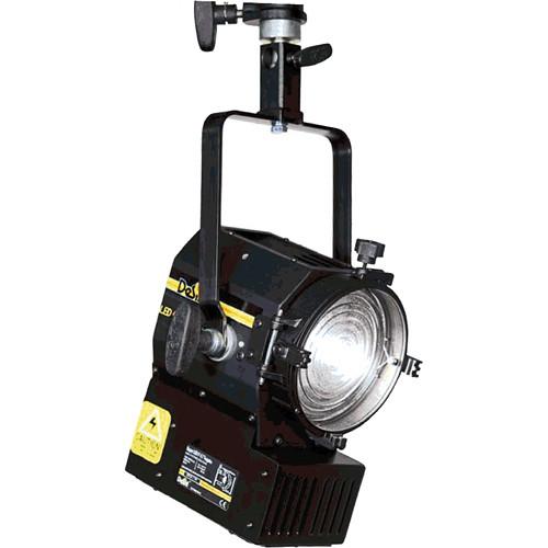 Daylight Balanced Led Studio Light: DeSisti MAGIS Daylight-Balanced LED Fresnel Light LD-V90
