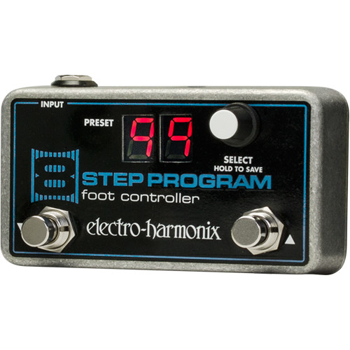Electro harmonix 8 step manual