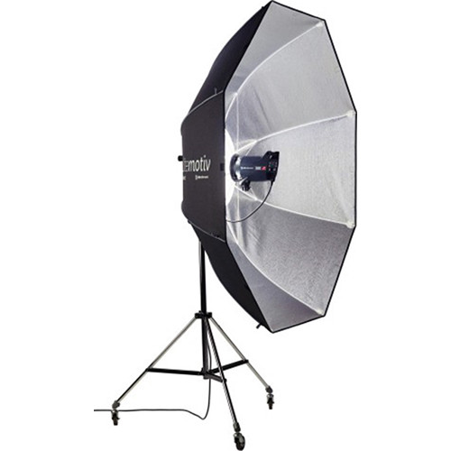 "Elinchrom 500 Studio Lighting Kit: Elinchrom Indirect Litemotiv Octa Softbox (75"") EL28000 B&H"