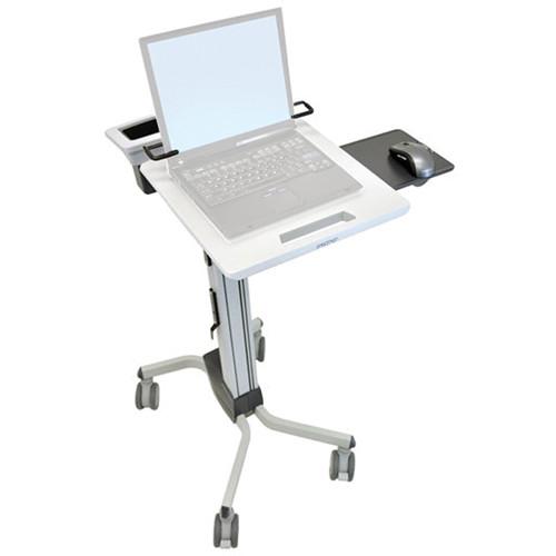 ergotron neoflex laptop cart twotoned gray - Laptop Cart