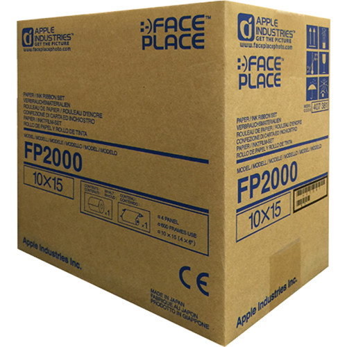 Faceplace Fp2000 Roll Media 5 Pack Fp2000 C Bh Photo Video