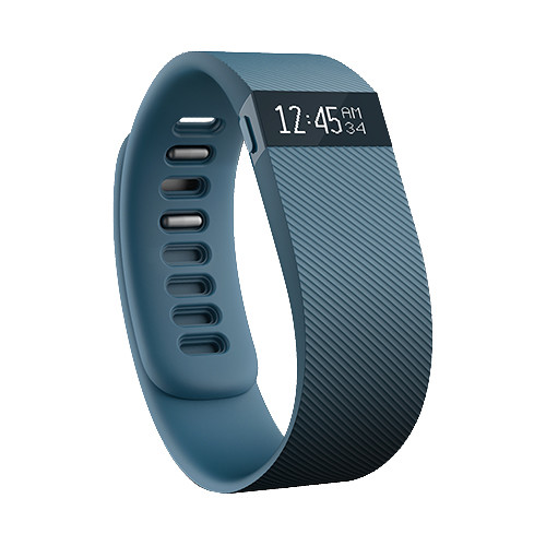 Fitbit Charge Activity Sleep Wristband Small Slate