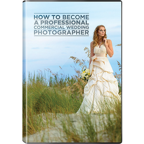How to become a professional commercial wedding photographer.
