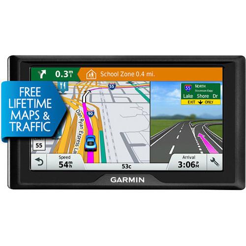 Garmin Drive 60 Lmt Navigation System U S Canada Lifetime Maps