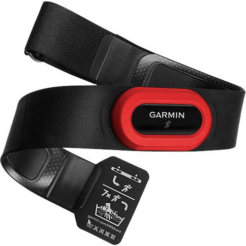 Garmin HRM-Run Heart Rate Monitor (Black/Red) 010-10997-12 B&H