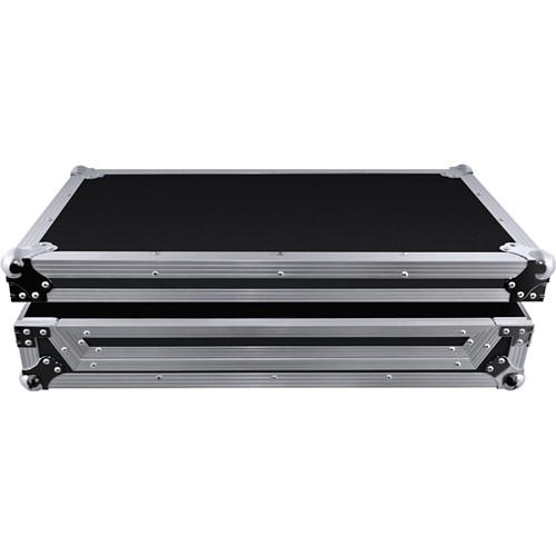 gemini fc 7000 flight case for cdmp 7000 media controller. Black Bedroom Furniture Sets. Home Design Ideas