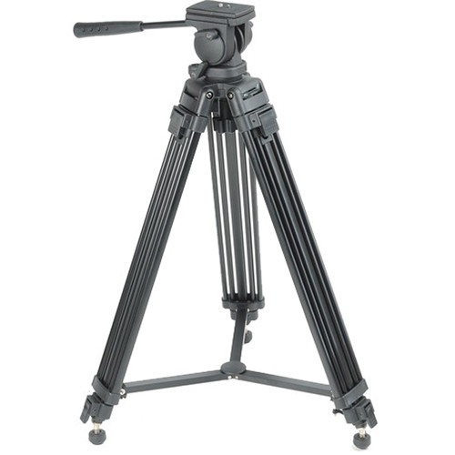 Glide Gear 650 Camera Tripod with Fluid Head GG 650 B&H Photo