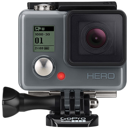 gopro hero chdha 301 b h photo video. Black Bedroom Furniture Sets. Home Design Ideas