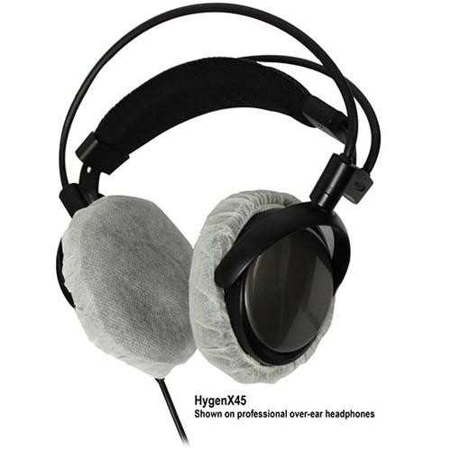 5becdf4185c HamiltonBuhl HYGENX45 HygenX Sanitary Headphone Covers HYGENX45