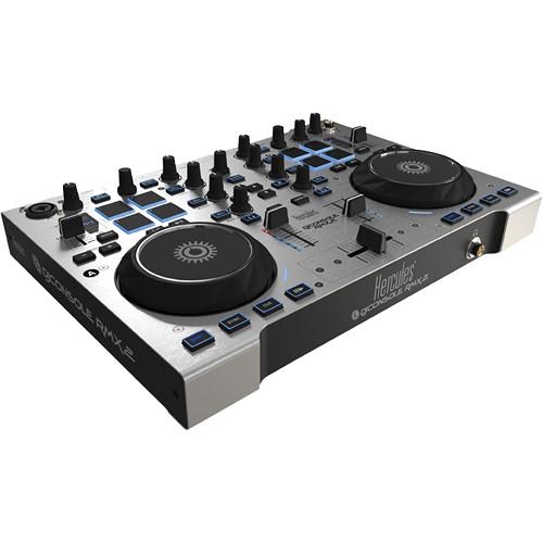 HERCULES DJ CONSOLE RMX 2 VIRTUAL DJ SOFTWARE