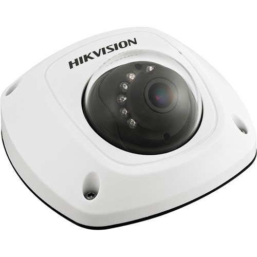 Hikvision 3mp Hd Outdoor Poe Network Mini Ds 2cd2532f I 2 8mm