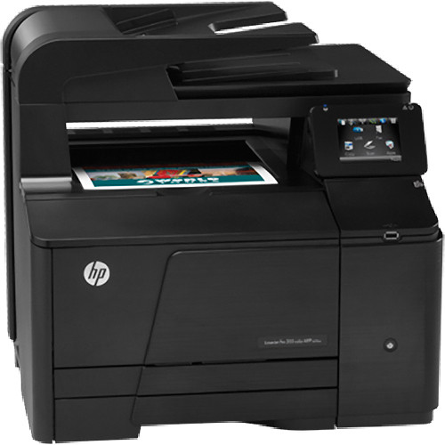 hp laserjet pro 200 m276nw wireless color all in one. Black Bedroom Furniture Sets. Home Design Ideas