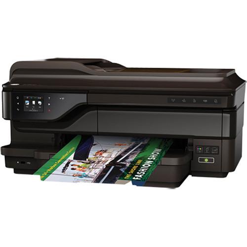 HP Officejet 7612 Wide Format e-All-in-One Inkjet G1X85A# ...