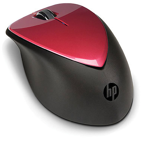 how to change batteries on hp wireless mouse x4000