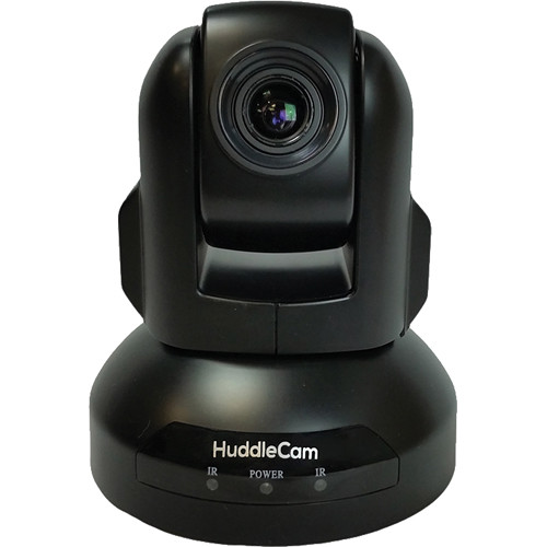 HuddleCamHD 2.1 MP 10x 720p Indoor USB 2.0 PTZ HC10X-720-BK B&H