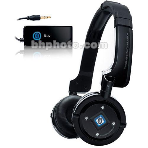 iluv i903 noise cancelling bluetooth wireless headphones i903. Black Bedroom Furniture Sets. Home Design Ideas