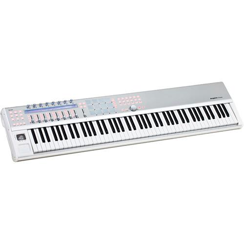 icon pro audio inspire 8 g2 88 key midi keyboard inspire 8 g2. Black Bedroom Furniture Sets. Home Design Ideas