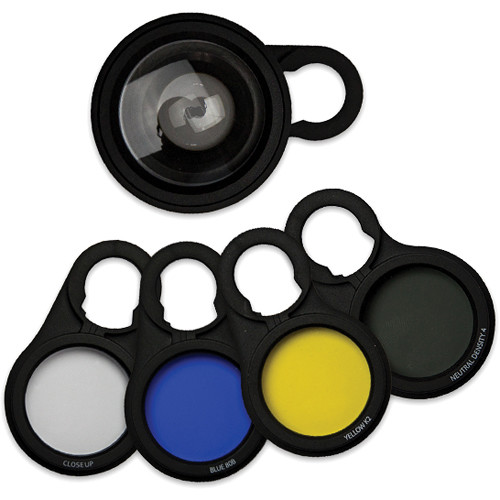 160c68e59f Impossible MiNT Lens Set for Polaroid SX-70 and SLR Cameras 3394