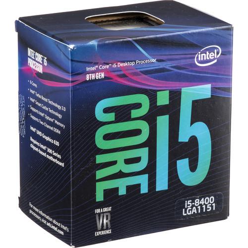 microprocesador Intel Core i5-8400