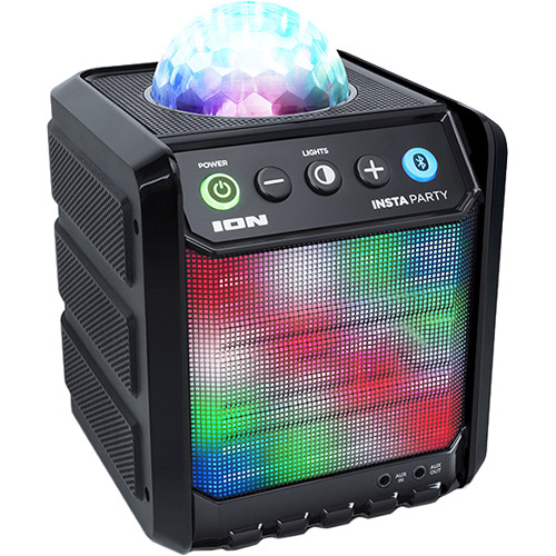 ION Audio Insta Party, Compact Rechargeable INSTA PARTY B&H