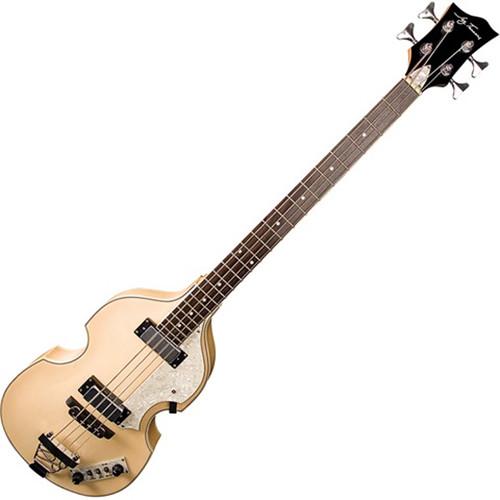jay turser jtb 2b semi hollow body electric bass guitar jtb 2b n. Black Bedroom Furniture Sets. Home Design Ideas