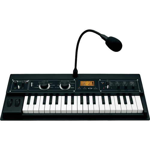 korg microkorg xl synthesizer vocoder microxlplus b h photo. Black Bedroom Furniture Sets. Home Design Ideas