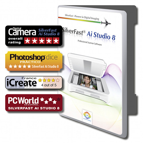 Silverfast Ai Studio 8 Epson Scanner Software Cracked