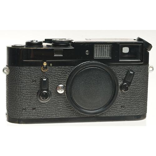 used leica m4 black paint 35mm manual focus rangrfinder camera rh bhphotovideo com leica m4 manuel leica m4 manuel