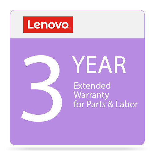 lenovo 3 year extended warranty for parts labor depot