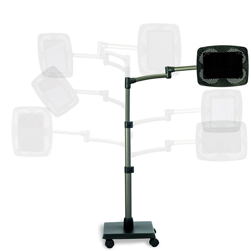 Levo levo g2 deluxe ipad floor stand for all ipads 33768 b h for Stand 2 b