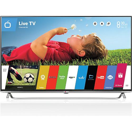 lg 55ub9500 55 class 4k 3d smart tv 55ub9500 b h photo. Black Bedroom Furniture Sets. Home Design Ideas
