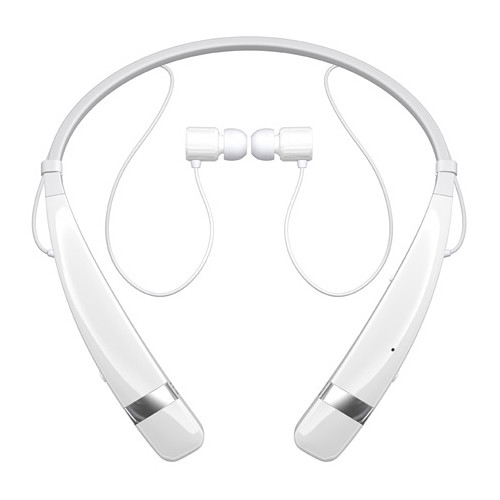Bluetooth Wireless Headset Walmart: LG HBS-760 TONE PRO Bluetooth Wireless Stereo HBS-760.ACUSWHI
