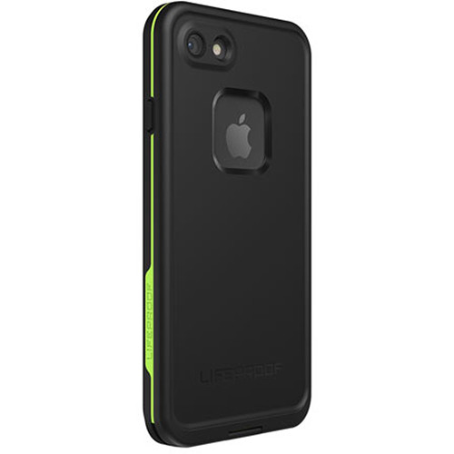 lifeproof fr case for iphone 7 8 night lite 77 56788 b h