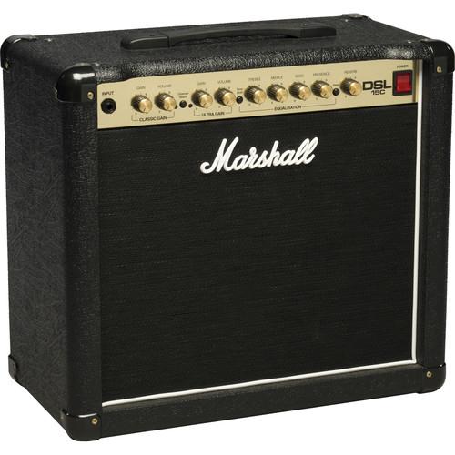 Marshall DSL15C Guitar Combo Amp