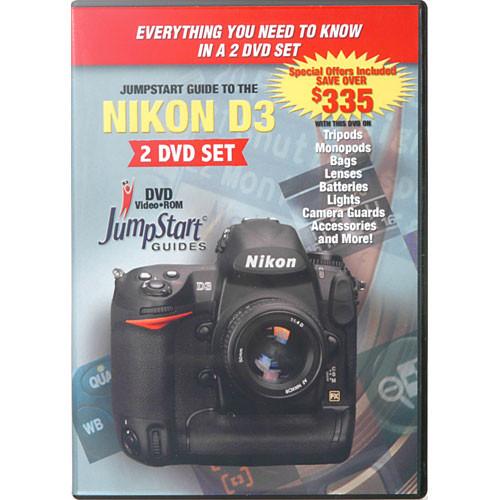 used masterworks dvd jumpstart guide to the nikon d3 jsgnd3 b h rh bhphotovideo com nikon d3 video review nikon d3 ken rockwell guide