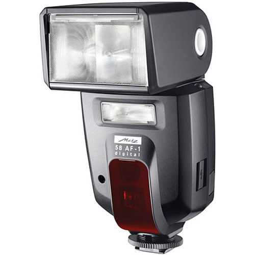 metz mecablitz 58 af 1 ttl shoe mount flash for nikon mz