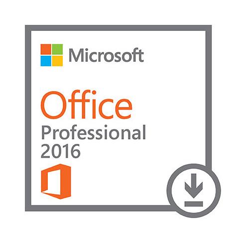microsoft office professional 2016 license
